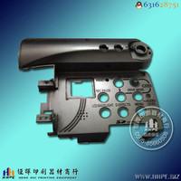 移印样品--电子产品塑胶外壳印刷功能标志