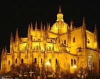 塞戈维亚大教堂