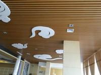 福建绿可木吊顶案例1