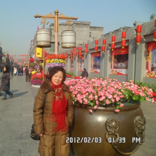 王玉清(北京师大附中平谷第一分校行政管理督导)