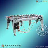 手轮式机械拉网机-绷网机