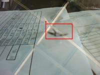 南京英菲尼迪汽车挡风玻璃修补