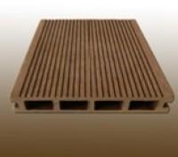140*25四孔木塑地板